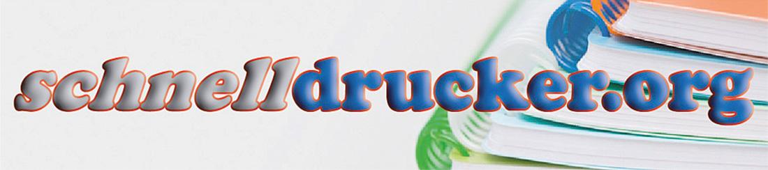 Schnelldrucker - Banner schnelldrucker.org